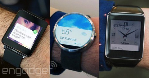 Android TV, Wear і Auto